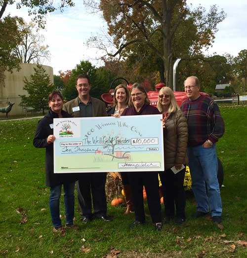 The Wellfield Garden Check Presentation